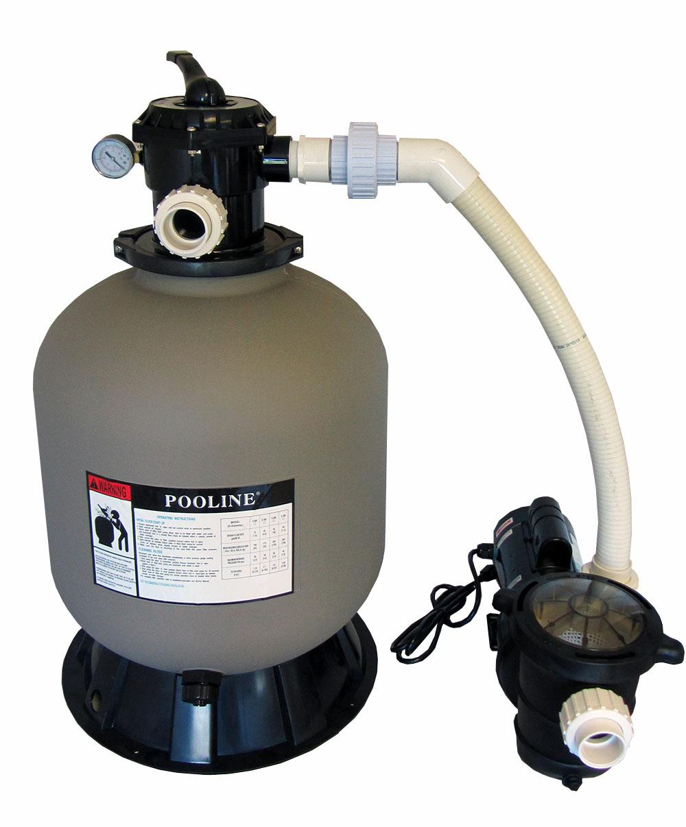 Pump & Filter Package