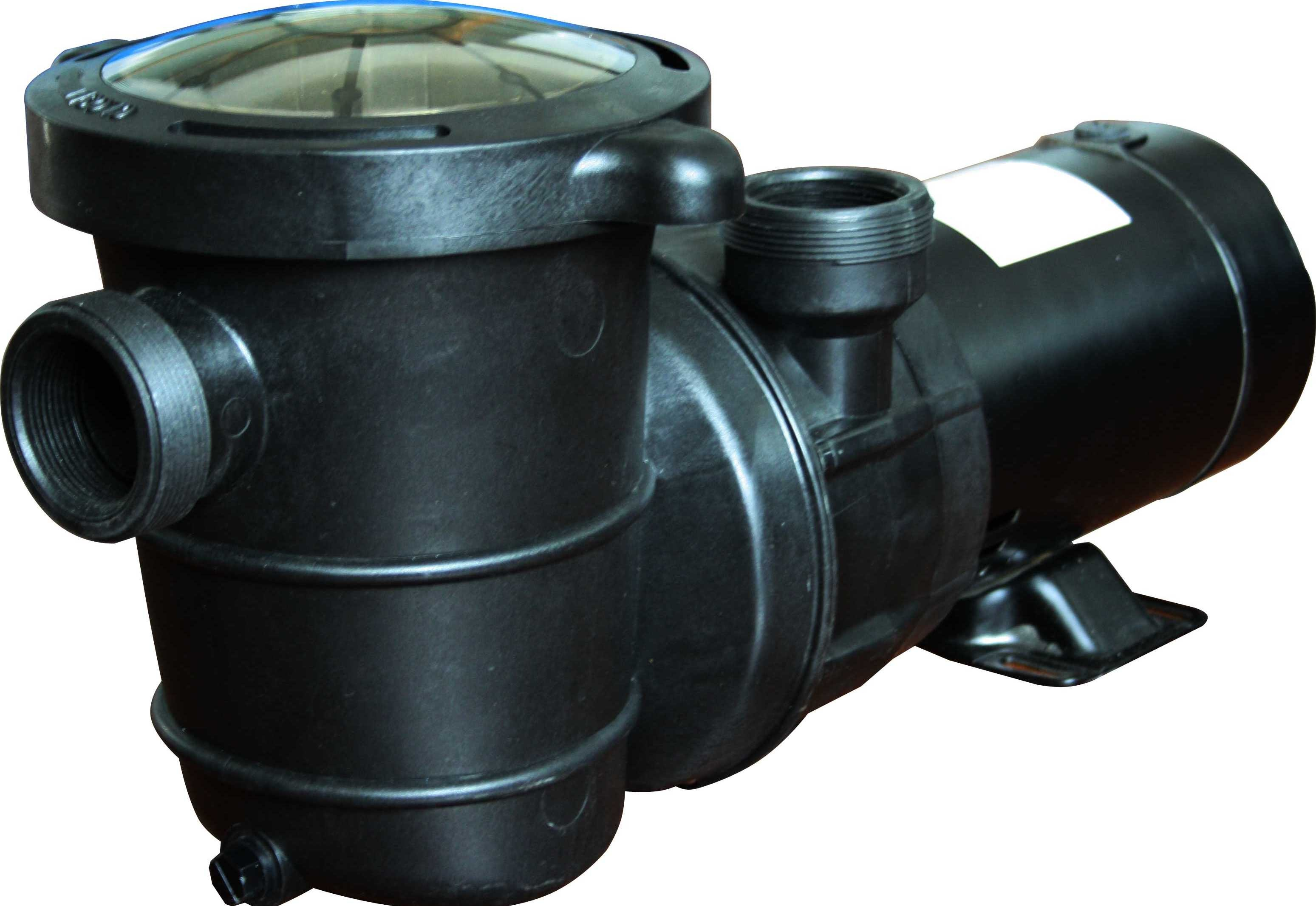 High Performance Swimming Pool Pump Above-Ground 1.5 HP-115v w/ 6 ft cord