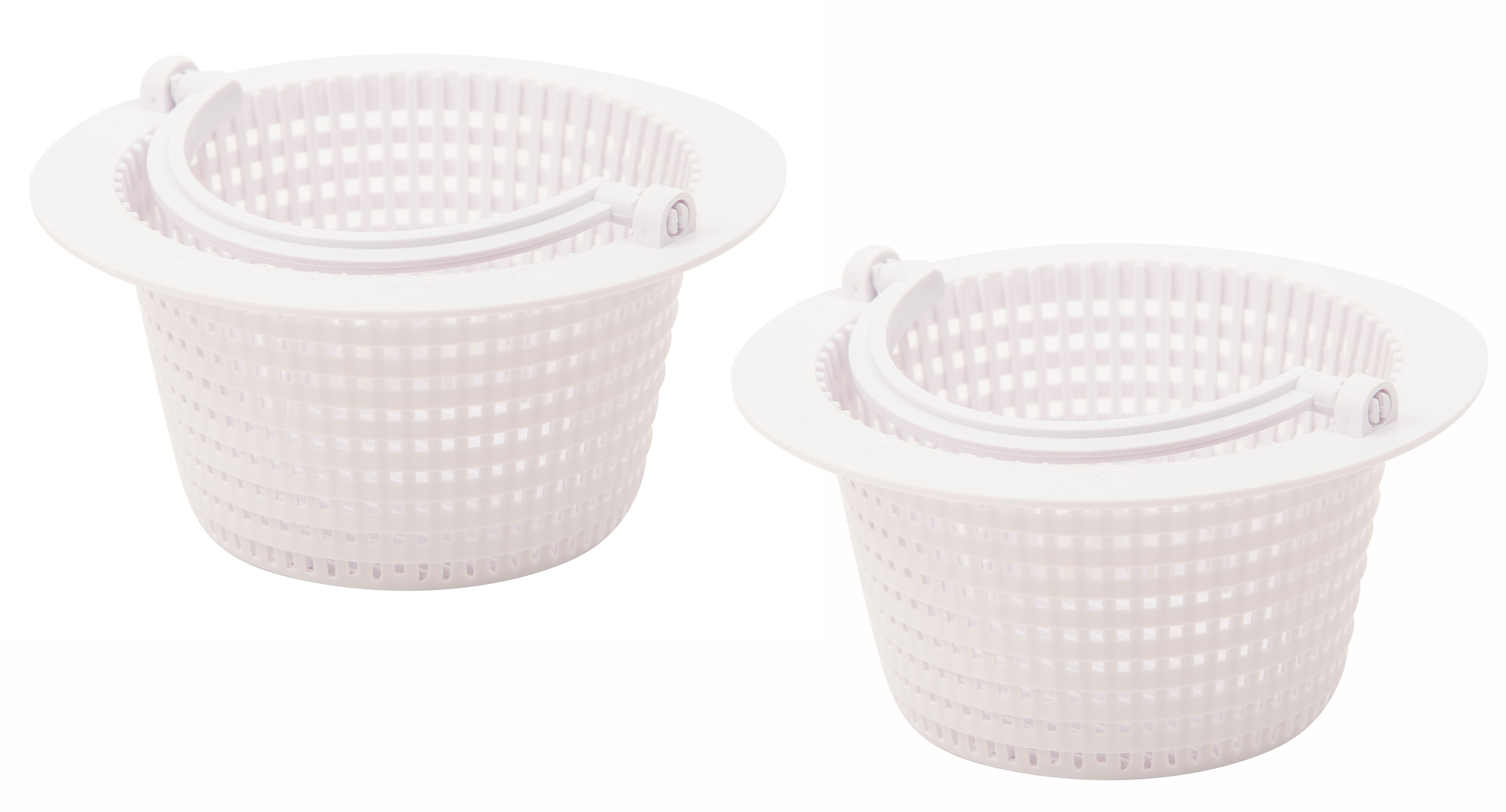 Swimming Pool Skimmer Basket - Replacement 2 Pack
