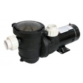 High Performance Swimming Pool Pump Above-Ground 1 HP with Union Fittings