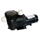 InGround Swimming Pool Pump-2 Speed 1HP-115V - With Fittings-Energy Efficient