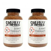 Spazazz Aromatherapy Spa and Bath Crystals - Joint Therapy (2 Pack)