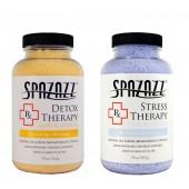 Spazazz Aromatherapy Spa and Bath Crystals 2Pk - Detox/Stress Therapy